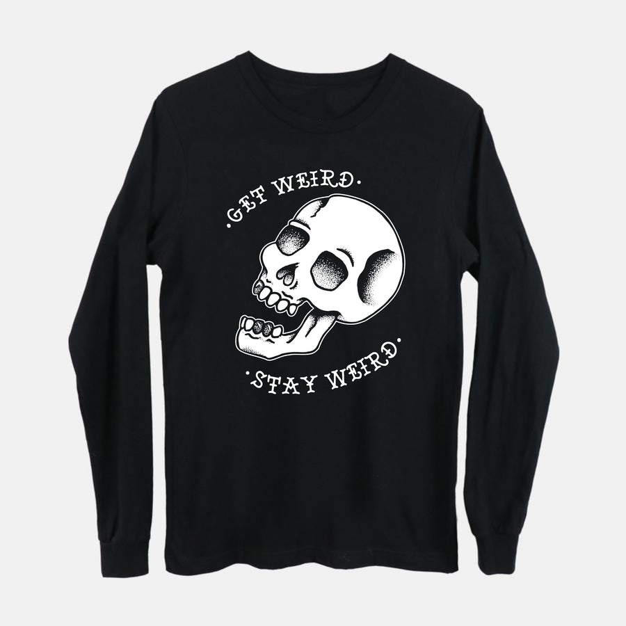 Get Weird Long Sleeve Tee