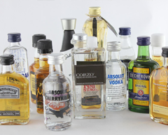 50 ml Mini-bottles
