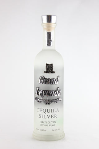 Grand Leyenda Silver Tequila 750ml