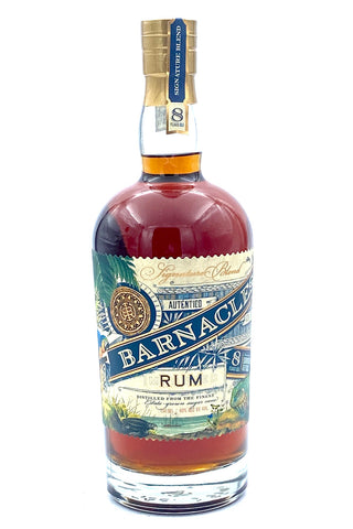 Barnacles 8 Year Old Dominican Rum