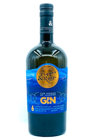 "Cooper & Kings ""Moons of Juniper"" Gin"