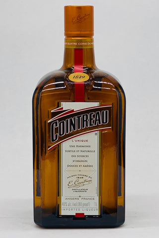 Cointreau Orange Liqueur 1000 ml