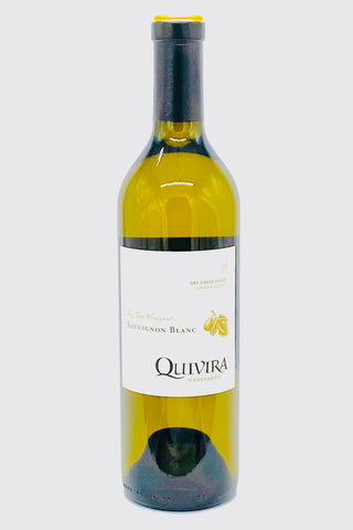 Quivira 2017 Sauvignon Blanc Fig Tree
