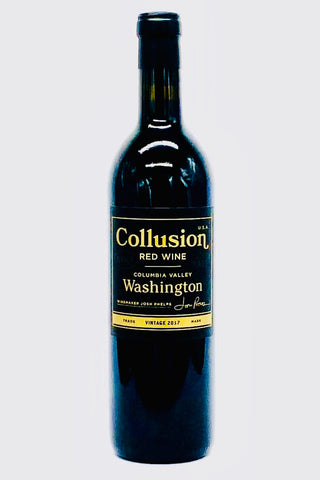 Collusion 2017 Red Blend Columbia Valley