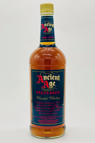 "Ancient Age ""Preferred Blended"" Whiskey 1000 ml"