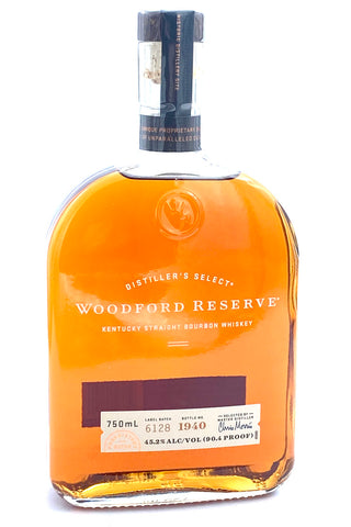 "Woodford Reserve ""Distiller's Select"" Bourbon Whiskey"