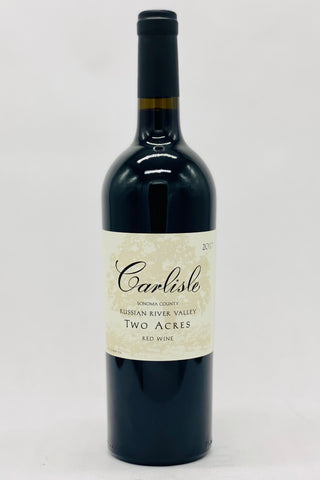 "Carlisle 2017 ""Two Acres"" Russian River Valley Red Blend"