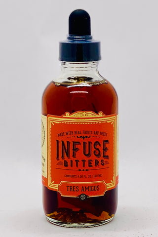 "Infuse Bitters ""Tres Amigos"" 120 ml"