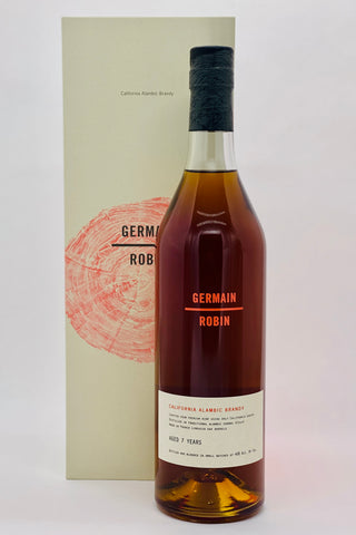 Germain-Robin 7 Year Old California Alambic Brandy