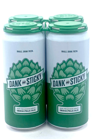 Hop Concept Hop Freshener Dank and Sticky IPA 16 oz Four Pack Cans