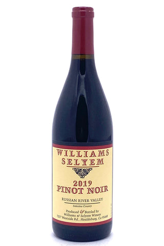 Williams Selyem 2019 Pinot Noir Russian River Valley