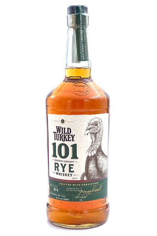 Wild Turkey Rye 101 Proof Liter