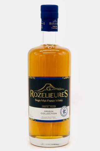 "Rozelieures ""Origins"" French Single Malt Whisky"