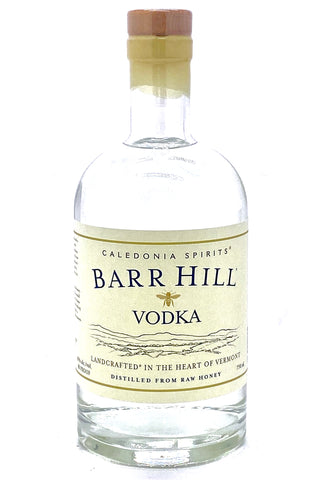 Barr Hill Vodka by Caledonia Spirits