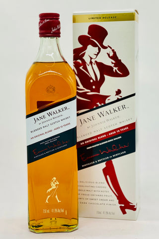 "Johnnie Walker ""The Jane Walker Edition 2.0"" 10 Year Black Label Scotch Whisky"