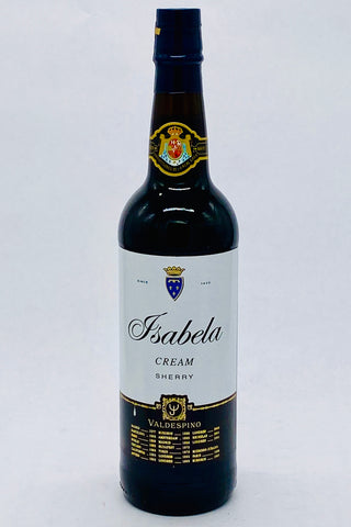 "Valdespino ""Isabela"" Cream Sherry 750 ml"