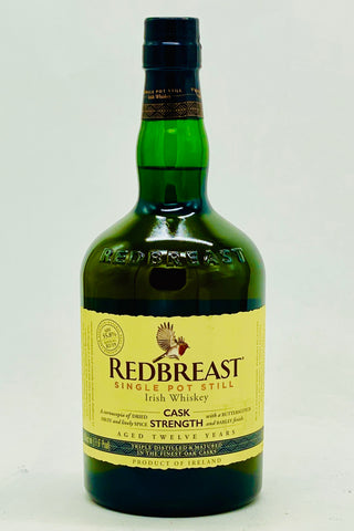 Redbreast 12 Year Cask Strength Irish Whiskey 111.6 Proof