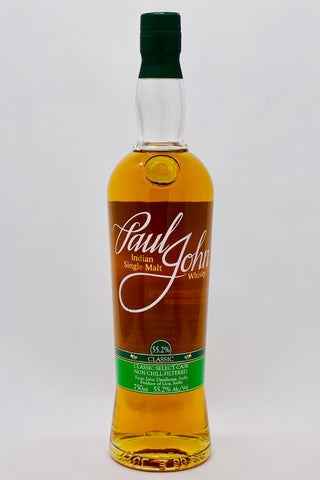 "Paul John ""Classic"" Single Malt Whisky"