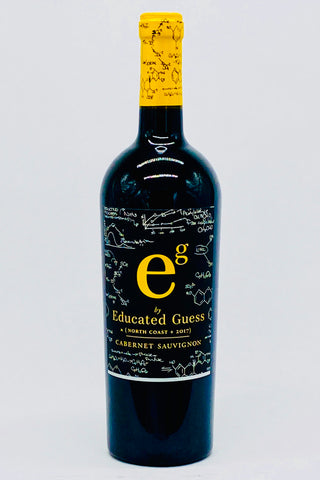 Educated Guess 2017 Cabernet Sauvignon North Coast