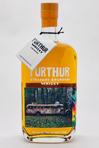Furthur Straight Bourbon Whiskey
