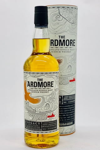 "Ardmore ""Legacy"" Lightly Peated Scotch Whisky"