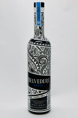 "Belvedere ""Red Laolu"" Edition Vodka 1000 ml"