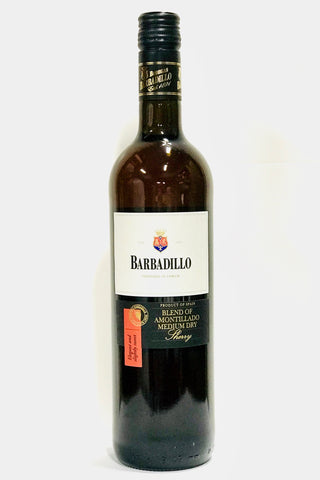 "Barbadillo ""Medium"" Amontillado Sherry"