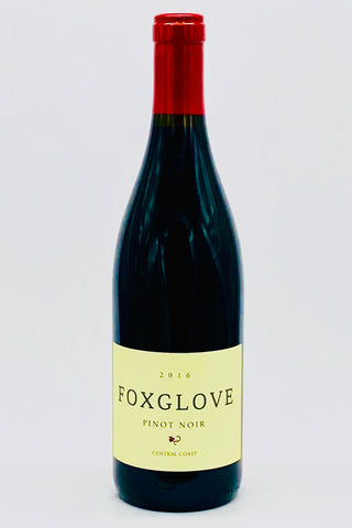 Foxglove 2016 Pinot Noir Central Coast by Varner