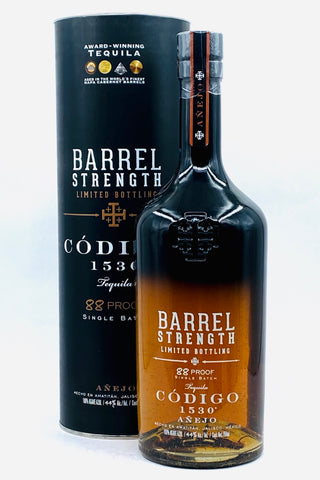 "Codigo 1530 ""Barrel Strength"" Anejo Tequila"