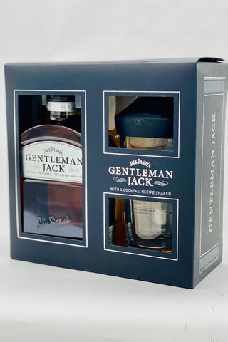 Jack Daniel's Gentleman Jack Tennessee Whisky with Cocktail Shaker
