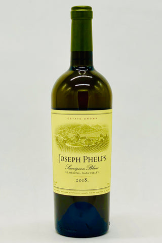 Joseph Phelps 2018 Sauvignon Blanc Estate Grown St. Helena
