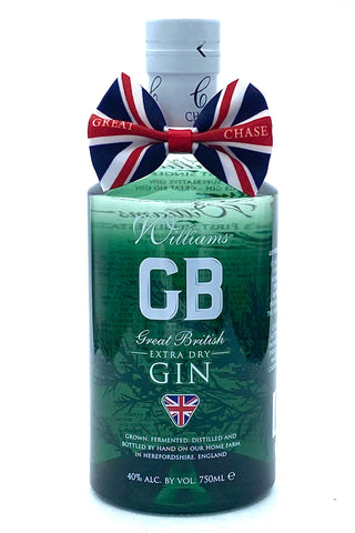 "Chase ""Williams"" Great British Extra Dry Gin"