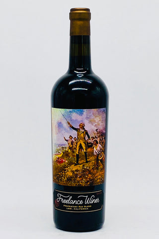 Coup de Grace 2015 Red Wine Lodi