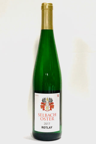 Selbach-Oster 2017 Zeltinger Sonnenuhr Riesling Auslese Rotlay