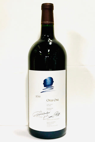 "Opus One 2015 Napa Valley 3000 ml ""three liter"""