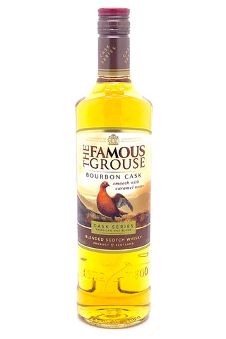 "The Famous Grouse ""Cask Series: American Oak"" Blended Scotch Whisky"