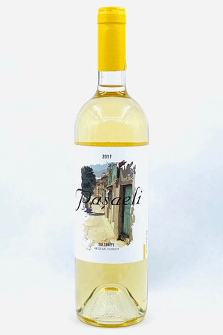 Pasaeli 2017 Sultaniye White Wine Turkey