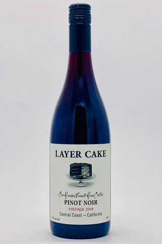 Layer Cake 2018 Pinot Noir Central Coast