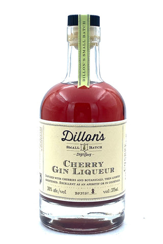 Dillon's Small Batch Cherry Gin 375 ml