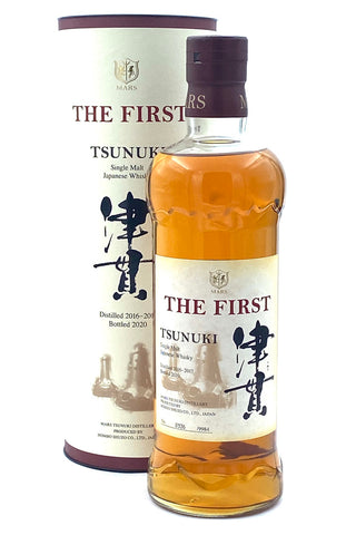 "Mars Whisky ""Tsunuki: The First"" Single Malt Japanese Whisky"