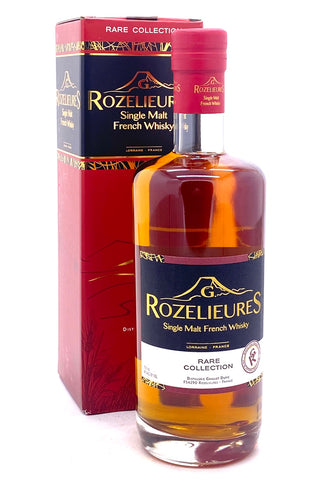 "Rozelieures ""Rare"" Single Malt Whisky"