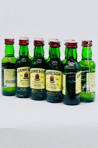 Jameson Irish Whiskey 10 x 50 ml