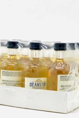 Deanston 12 Year old Scotch Whisky 12 x 50 ml