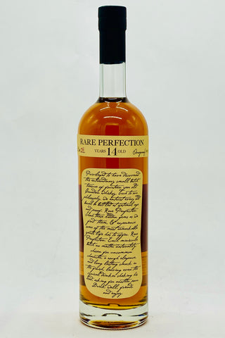 Rare Perfection 14 Year Old Canadian Whiskey 100.7 Proof