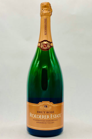 Roederer Estate Brut Rose Sparking Wine 1.5 L MAGNUM
