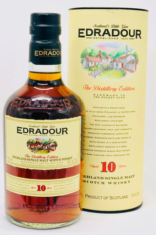 Edradour 10 Year Old Scotch Whisky