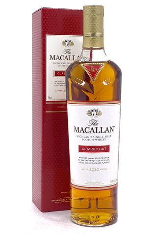 "Macallan ""Classic Cut"" 2020 Edition Scotch Whisky"