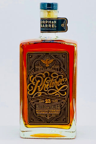 Orphan Barrel Rhetoric 23 Year Bourbon