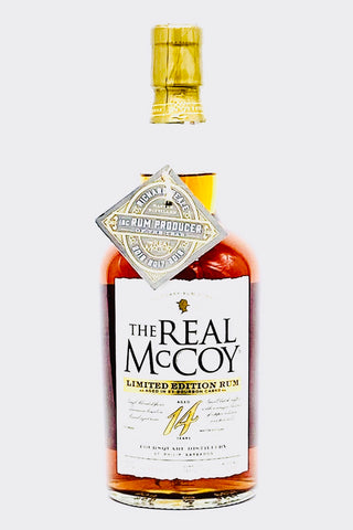 The Real McCoy 14 Years Old Limited Edition Rum