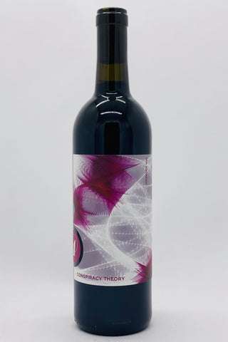 "The Anarchists Wine Co. 2014 ""Conspiracy Theory"" Red Blend"
